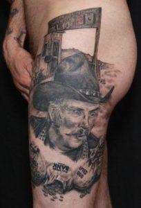 Omaha Tattoo Artist Jesse 1