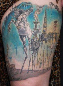 Omaha Tattoo Artist Jesse 4