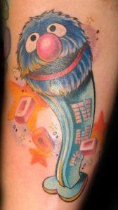 Omaha Tattoo Artist Mel Judkins 2