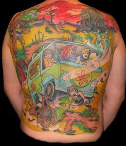 Omaha Tattoo Artist Mel Judkins 4