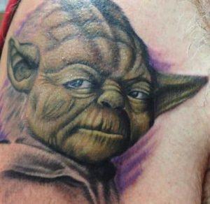 Omaha Tattoo Artist Nick 1