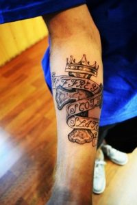Omaha Tattoo Artist Raul Longoria 1