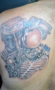 Omaha Tattoo Artist Raul Longoria 2
