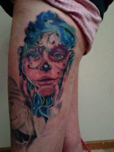 Omaha Tattoo Artist Ronn Coon 1