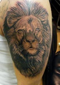Raleigh Tattoo Artist Colby Long 3