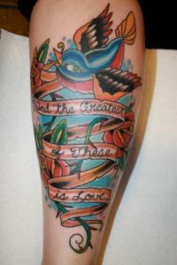 Raleigh Tattoo Artist Ray 3