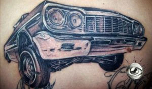 Raleigh Tattoo Artist Sam Castrovinci 2
