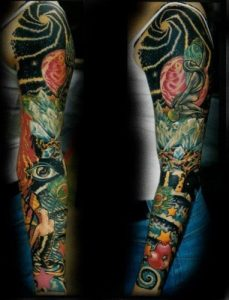 best tattoo cover up artists north carolina photos