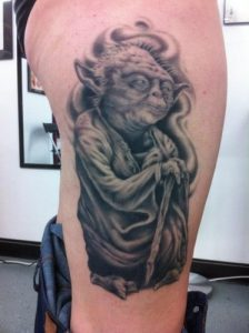Seattle Tattoo Artist Chris Adams 1