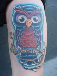 St Louis Tattoo Artist JD 1