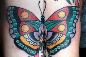 St Louis Tattoo Artist Lauren Busiere 1