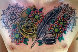 St Louis Tattoo Artist Lauren Busiere 2