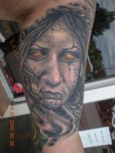 St Louis Tattoo Artist Mike Cross 2
