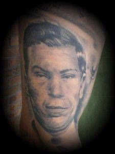 St Louis Tattoo Artist Mike Cross 3