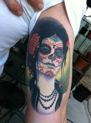 Chicago Tattoo Artist Rob Hixon 2