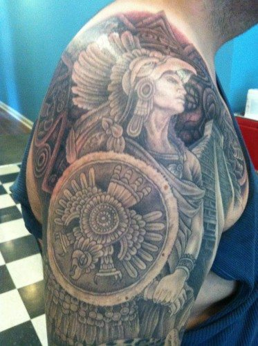 Chicago Tattoo Artist Rob Hixon 4