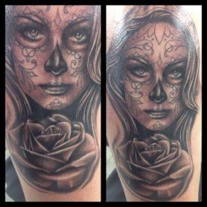 Denver tattoo artist artis garcia 3 for Tattoo artist denver