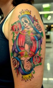 Denver tattoo artist artis garcia 5 best artists top shops for Best tattoo shops in bakersfield ca