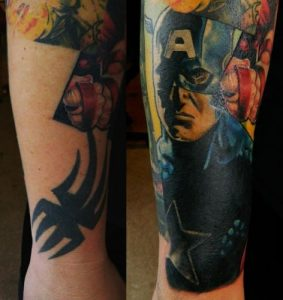 Denver tattoo artist james dean 4 for Tattoo artist denver