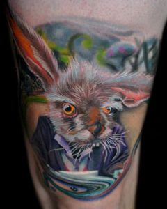 Las Vegas Tattoo Artist Joe Cool 2