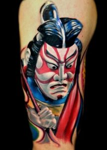 Las Vegas Tattoo Artist Joe Cool 4