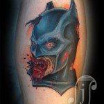 Denver Tattoo Artist Jesse Montgomery