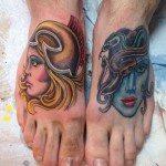 Denver Tattoo Artist Willie Stewart 1