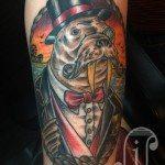 Denver Tattoo Jesse Montgomery