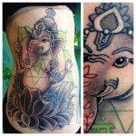 San Diego Tattoo Shop Buju Tattoo 2