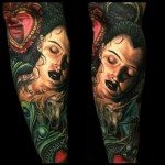 Best Realism Tattoo Artist Logan Aguilar
