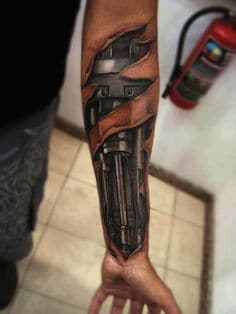 3D Tattoos 31