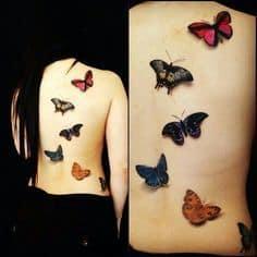 3D Tattoos 40