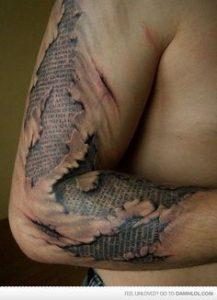 3D Tattoos 5
