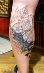 Abstract Tattoos 1