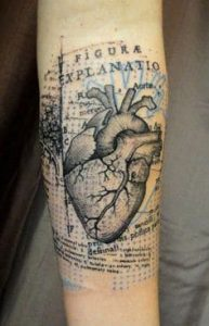 Abstract Tattoos 10