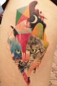 Abstract Tattoos 15