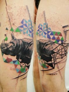 Abstract Tattoos 16