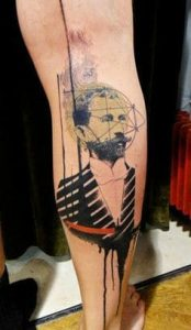 Abstract Tattoos 17