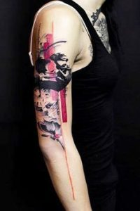 Abstract Tattoos 2