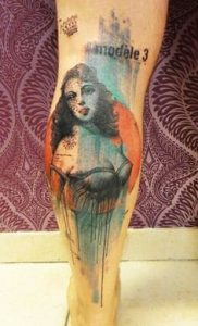 Abstract Tattoos 23