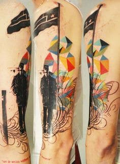Abstract Tattoos 27