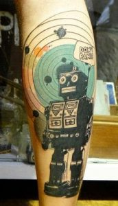 Abstract Tattoos 30