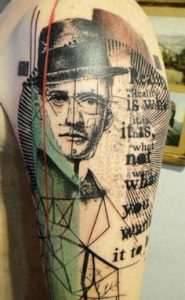 Abstract Tattoos 33