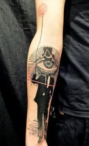 Abstract Tattoos 43