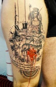 Abstract Tattoos 45