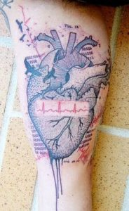 Abstract Tattoos 46