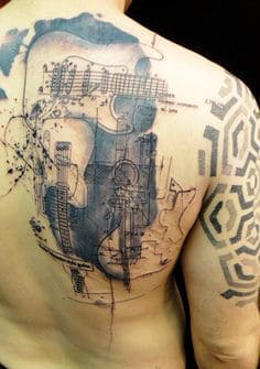 Abstract Tattoos 5