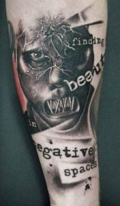 What Does Abstract Tattoo Mean 45 Ideas And Designs