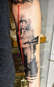 Abstract Tattoos 7
