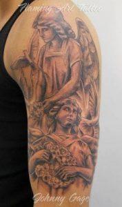 Angel Tattoo 10